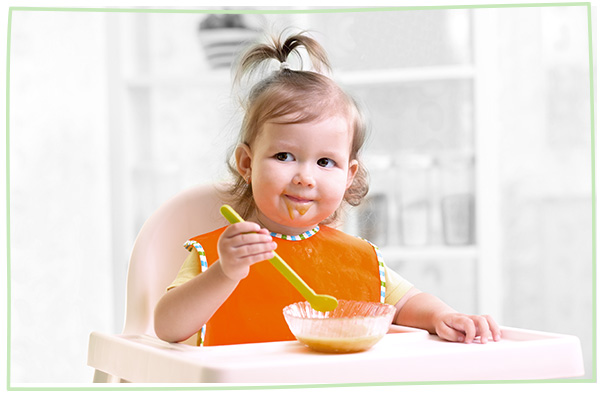 Toddler nutrition tips and healthy eating habits for kids by Similac<sup>®</sup>