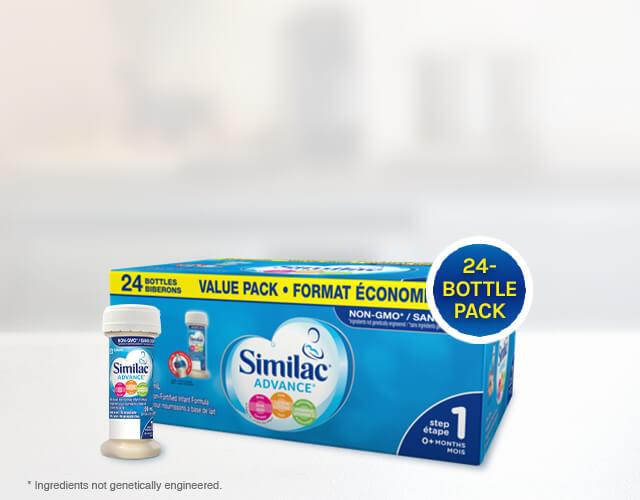 Similac® Baby Formula & Infant Nutrition   Similac® Canada
