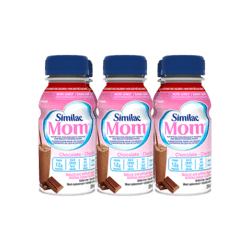 Similac® Mom - 6 pack chocolate flavoured nutritional beverage