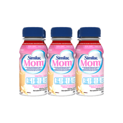 Similac® Mom - 6 pack vanilla flavoured nutritional beverage