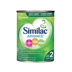 Similac® Advance® Step 2 12 x 385 mL concentrated liquid