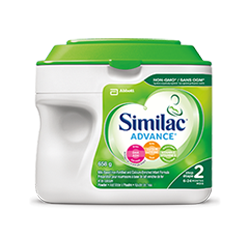 Similac® Advance® Step 2 658 g powder