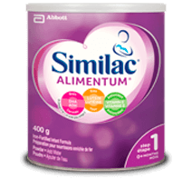 Similac Alimentum hypoallergenic formula with hydrolyzed protein 400g powder can