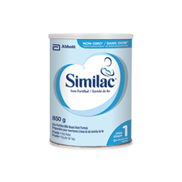 Similac® Step 1 in powder format