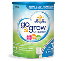 Similac Go & Grow milk powder formula for toddler growth and development