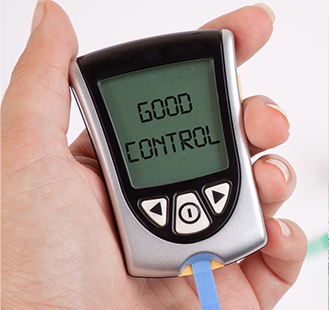 Control blood sugar with exercise