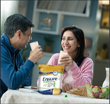 Ensure® Diabetes Care for Adults