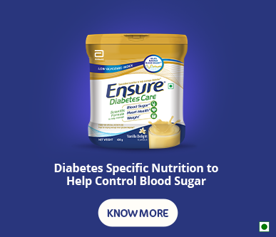 Ensure® Diabetes Care