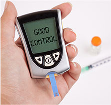 Track your blood Sugar
