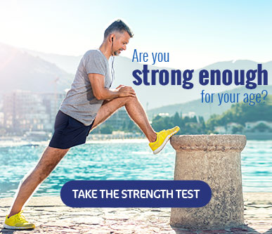 Take Your Strength Test
