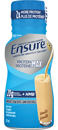 Ensure® Protein Max in Vanilla flavour