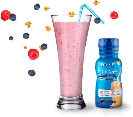 Examples of healthy breakfast ideas and nutrition tips with Ensure®