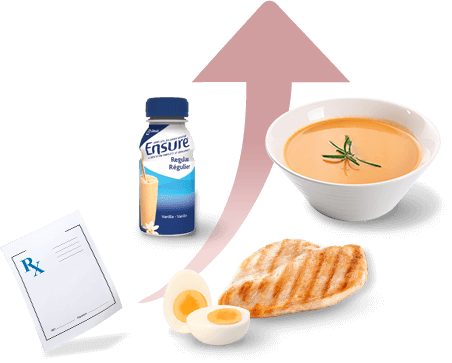 Post surgery foods for recovery after surgery including eggs, chicken & soup