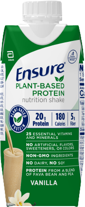 Ensure® Plant-Based Protein Nutrition Shake