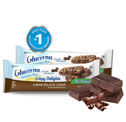 Glucerna Crispy Delights Nutrition Bar