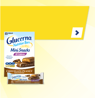 Glucerna Mini Snacks bar