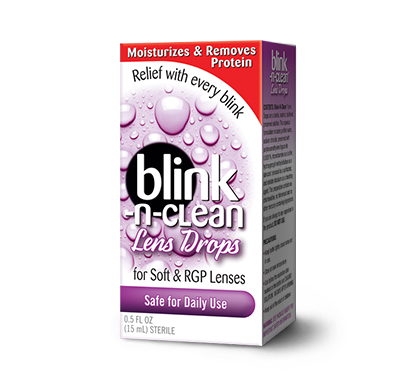 blink n clean, contact drops, contact lens drops, contact cleaning, contact cleaning drops, contact disinfectant
