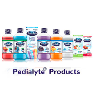 Pedialyte® Products Help Fight The Signs Of Dehydration In Children