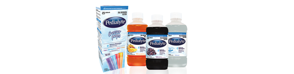 Pedialyte® Helps Prevent The Symptoms Of Dehydration