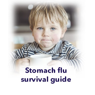 Stomach Flu Survival Guide