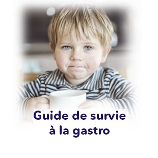 Guide de survie à la gastro Pedialyte®