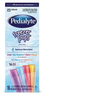 Freezer Pops Variety Pack