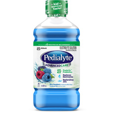 Pedialyte AdvancedCare™ Blue Raspberry