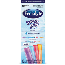 Pedialyte Freezer Pops