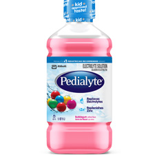 Pedialyte Bubble Gum