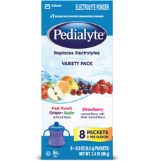 Pedialyte Variety Powder Packs