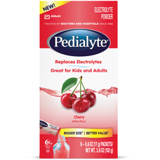 Pedialyte Cherry Powder Pack