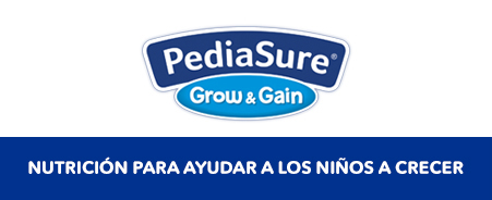 Productos PediaSure® Grow and Gain