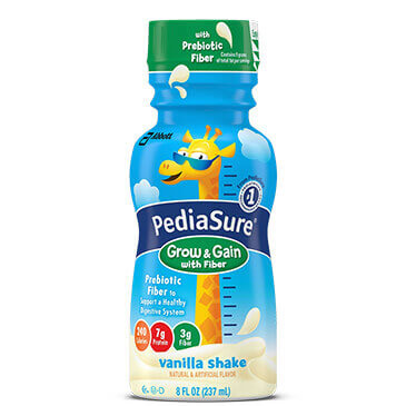 PediaSure® powder fiber in vanilla