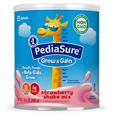 PediaSure® Grow & Gain Shake Mix