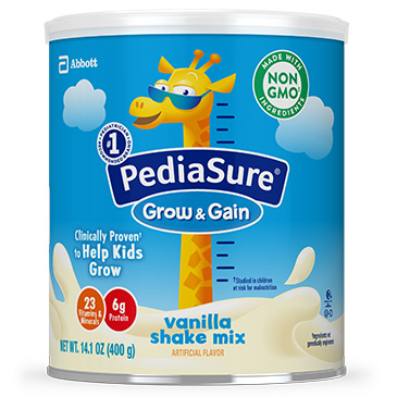 PediaSure® powder in vanilla
