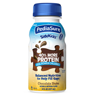 PediaSure® Sidekicks in chocolate