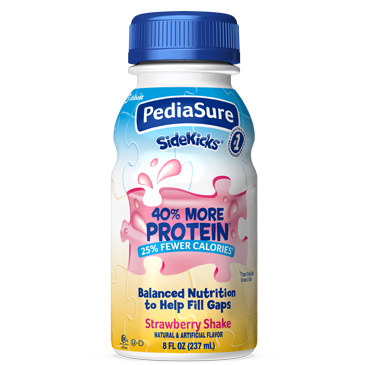 PediaSure® Sidekicks in strawberry