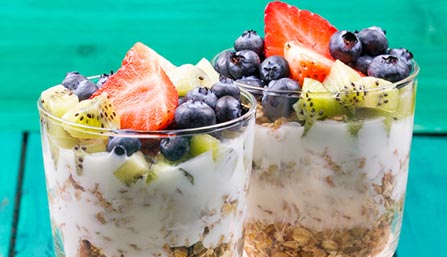 PediaSure® Fruit Parfait Recipe