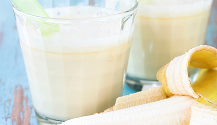 Receta de smoothie de banana de PediaSure®