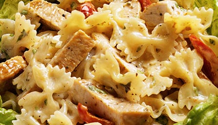 PediaSure® Pesto Chicken Pasta Recipe