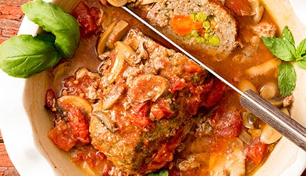 PediaSure® Meatloaf Recipe