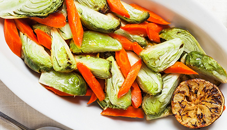 PediaSure® Roasted Vegetables Recipe