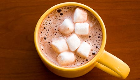 PediaSure® Hot Chocolate Recipe