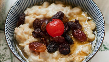 PediaSure® Power Oatmeal Recipe