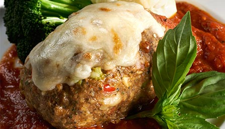 PediaSure® Mini Meatloaf Muffins Recipe