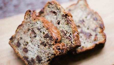 PediaSure® Banana Bread Recipe