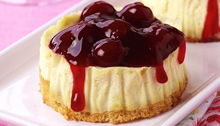 PediaSure® Mini Cheesecake Tart Recipes