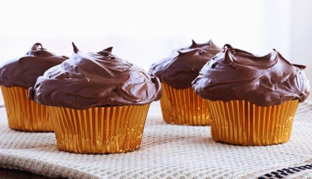 PediaSure® Chocolate Carrot Cupcake Recipe