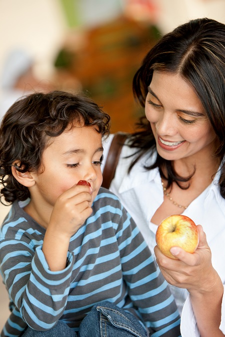 Understand your child's hunger signals