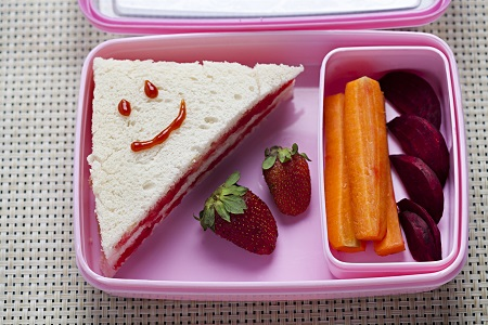 Offer Healthy Kid Friendly Food
